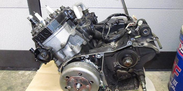 RZ250R (1XG) 修理&足回りカスタム ~エンジンO/H~