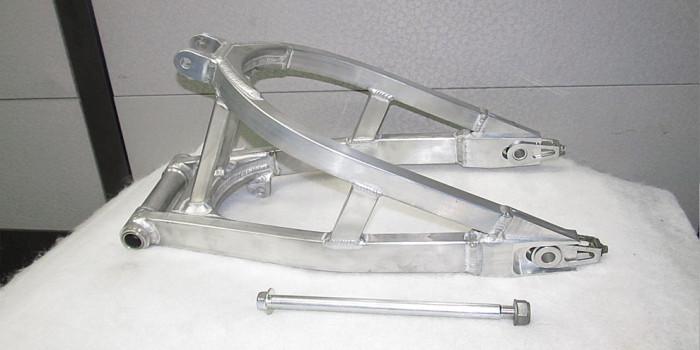 RZ250/RZ350 アルミスイングアーム ワイド&ロング